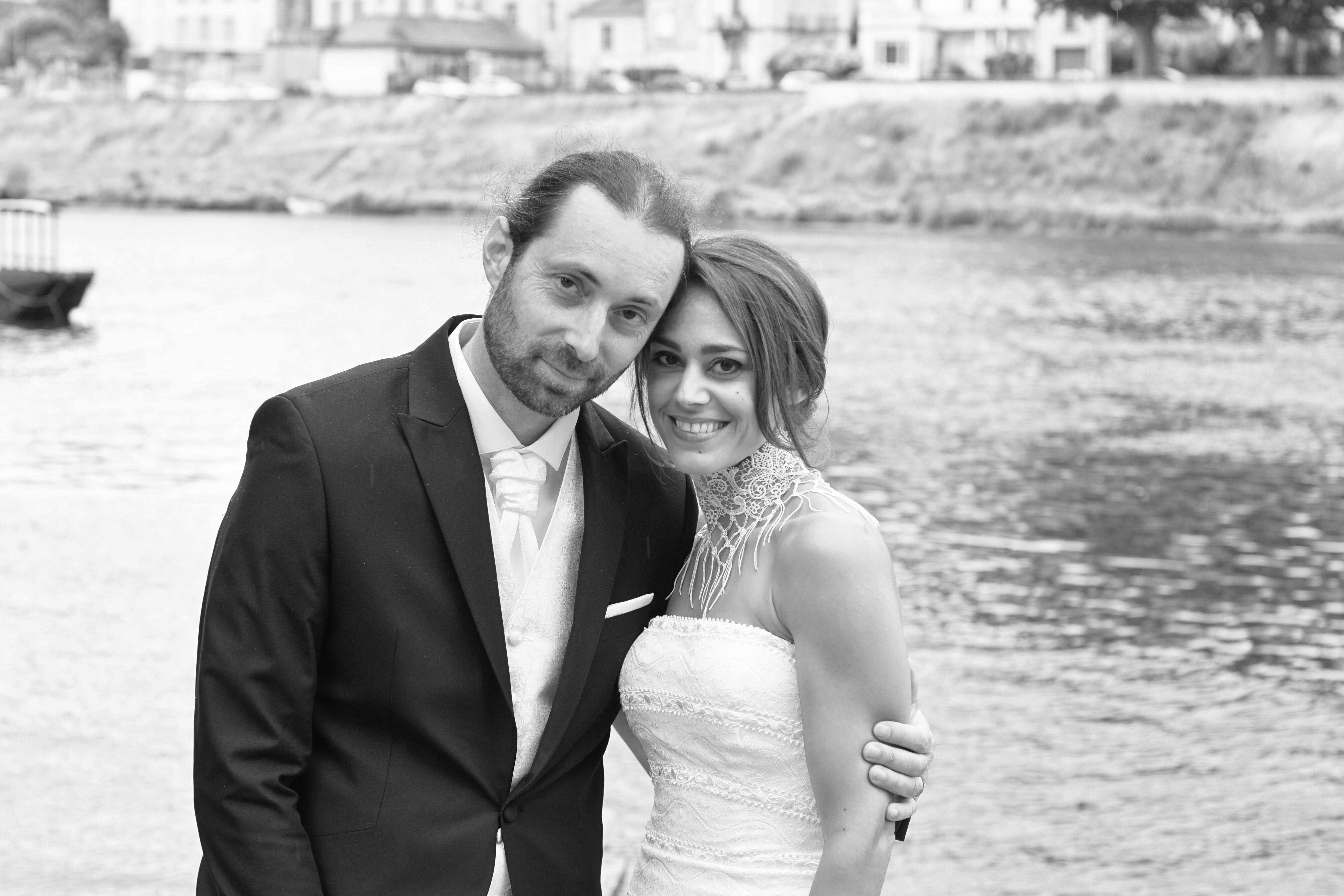 photo mariage Marie et Aymeric